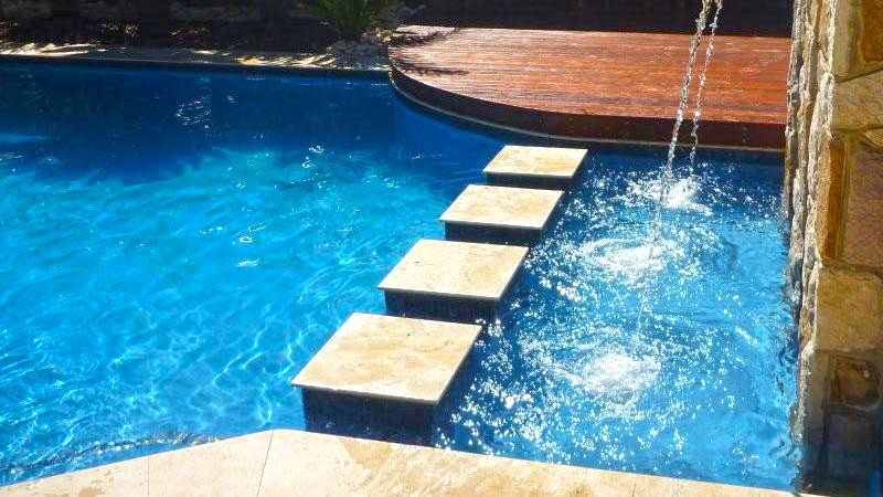 Water Features And Spa 39 S By Design Fab Swimming Pool