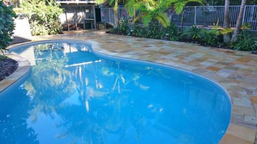 Organic Pool Design