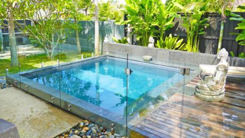 Plunge Pool Design