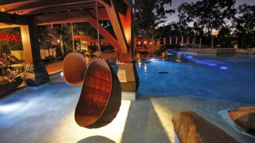 Resort Pool Design