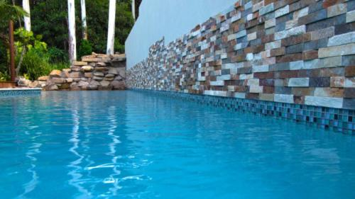 Boundary Wall Pool Design